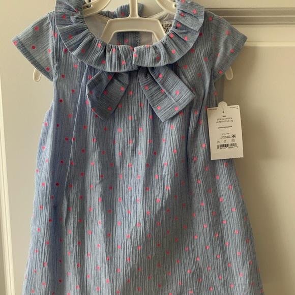 Carter's infant girl's dress NWT